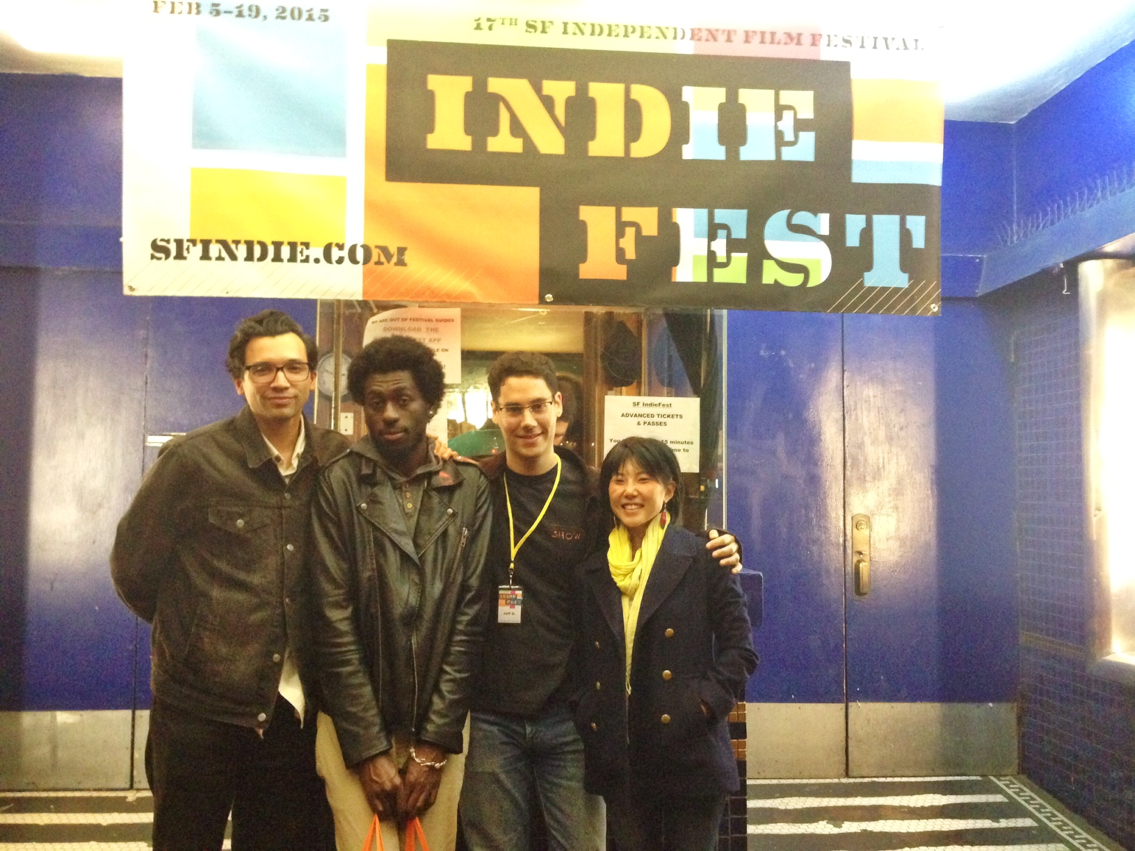 SF Indiefest 02172015
